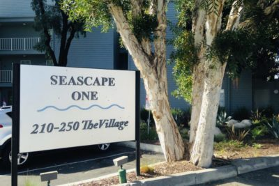 Seascape One sign 210-250 The Village