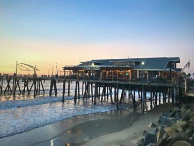 Kincaids Redondo Beach pier